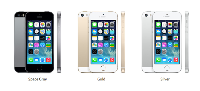 Apple bringt Low-Budget-iPhones - iPhone 5s scannt Fingerabdruck
