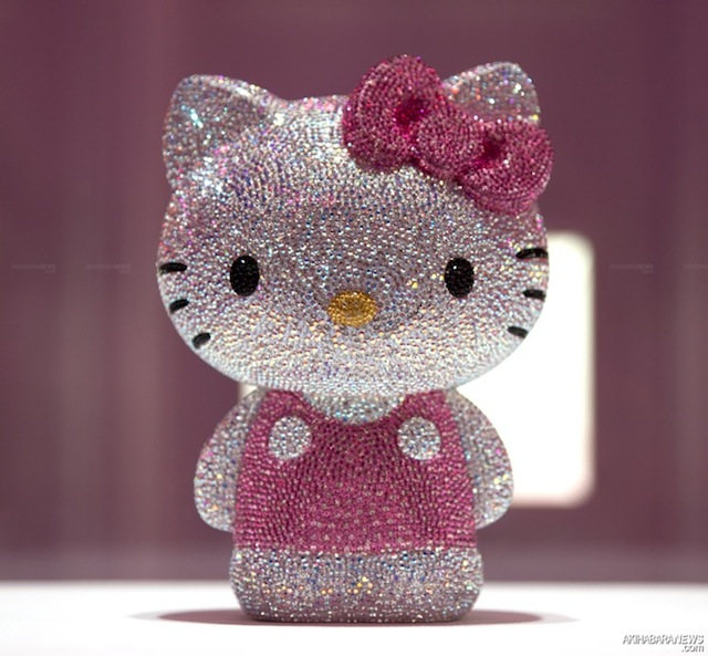 House of Hello Kitty Swarovski Hello Kitty Collection