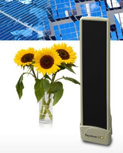 Keystone Eco Tag solar charger