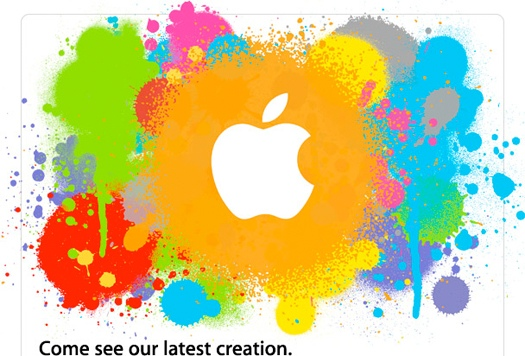 Apple event is set for January 27