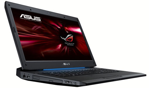 Asus G73JH-X1 17.3-inch gaming laptop