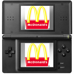 McDonald's  Nintendo DS
