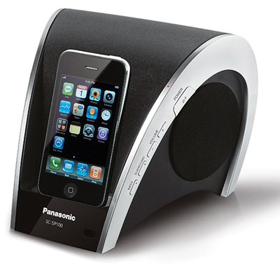 Panasonic Audio System For iPod