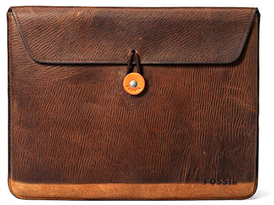 Fossil Faux-Vintage iPad Case