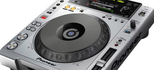 Pioneer CDJ-850 digital media player