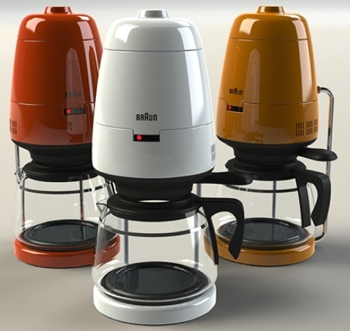 Braun's Classic Coffee Pot