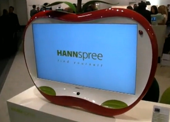 Hannspree Apple TV