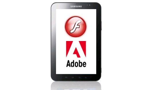 Flash Player 10.1 working on Samsung Galaxy Tab