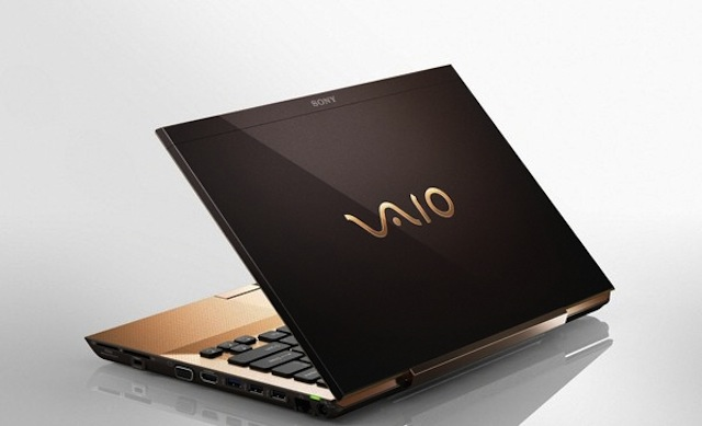 Sony VAIO SA series ultraportable