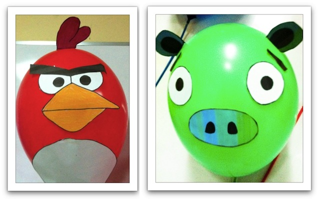 angry bird pig template - angry birds template cake ideas and designs