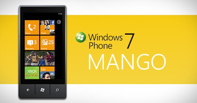 Dell Windows Phone 7 Mango