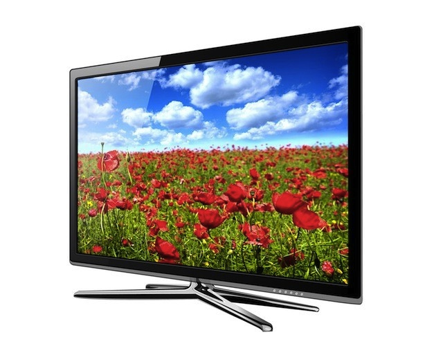 DuPont AMOLED HDTV tech