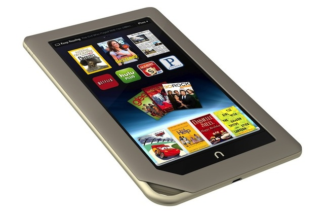 barnes and noble nook e-reader