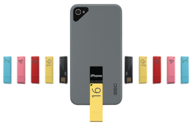 iPhone Case USB Stick