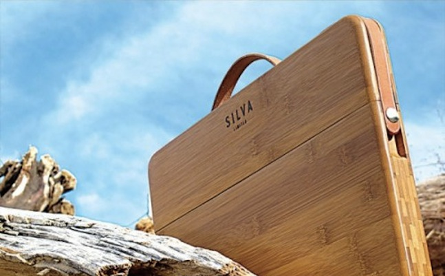Bamboo Case MacBook Pro