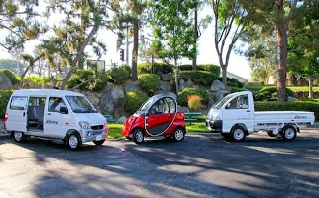 Alvarez Electric Motors outs three new electronic vehicles