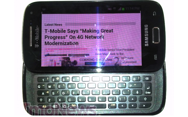 Samsung T699