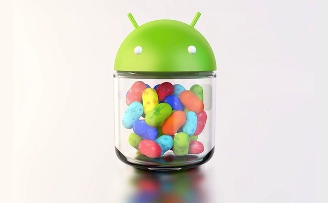 Google Android Jelly Bean OS