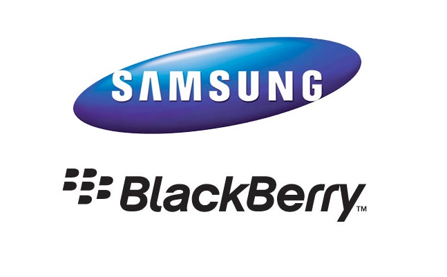 samsung rim blackberry