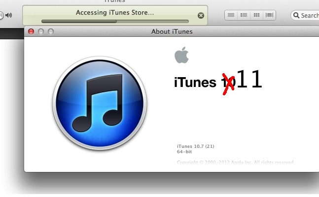 new apple itunes with icloud