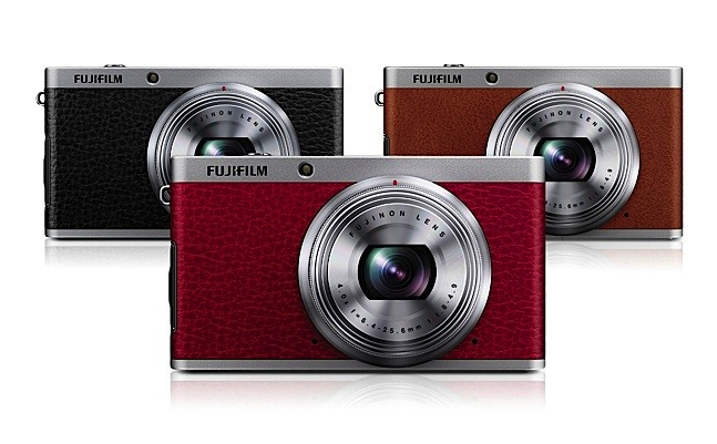 FUJIFILM XF1 Compact Digital Camera