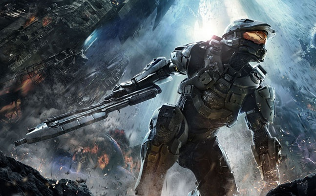 Halo 4 Gameplay
