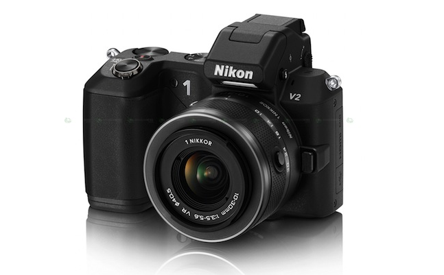 Nikon unveils 1 V2 mirrorless digicam