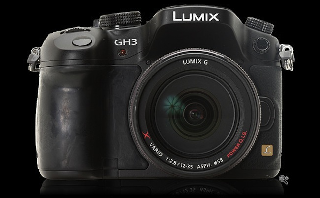 Panasonic GH3 Series