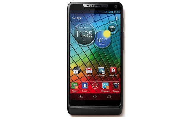  google android Motorola RAZR i1 