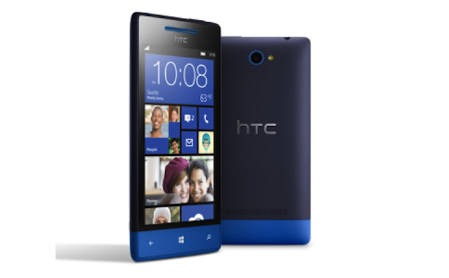 HTC not selling some Windows Phone 8s devices in the US