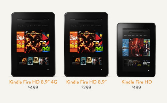 amazon kindle touch features