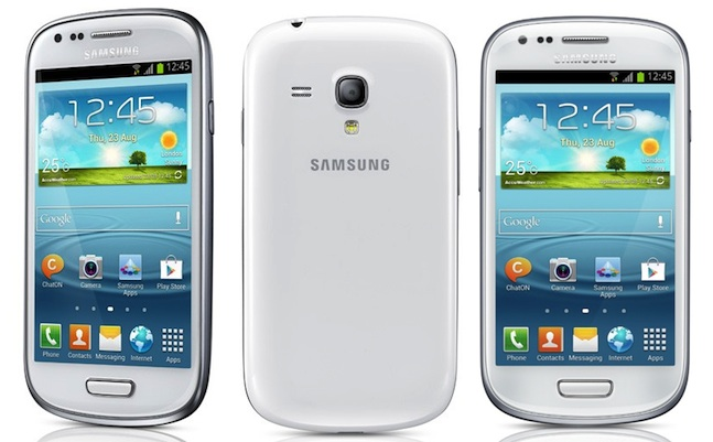  Samsung Galaxy S III Mini now finally official 