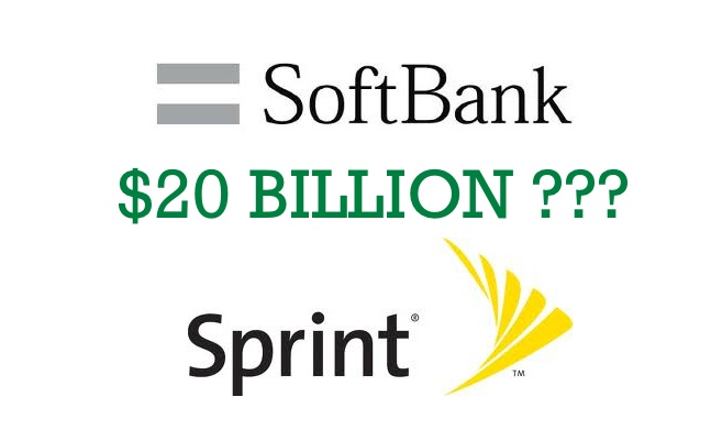 softbank to buy 70 percent of sprint