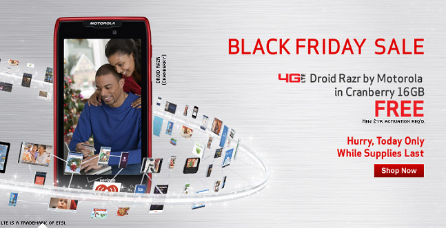 verizon black friday sale