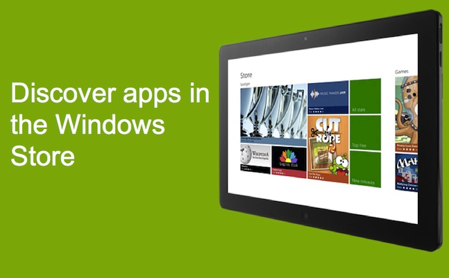 Microsoft Windows 8 : Windows Store