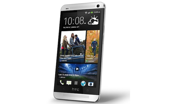 google htc one android phone
