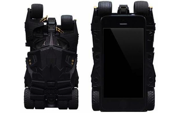 Batman Tumbler iPhone Case