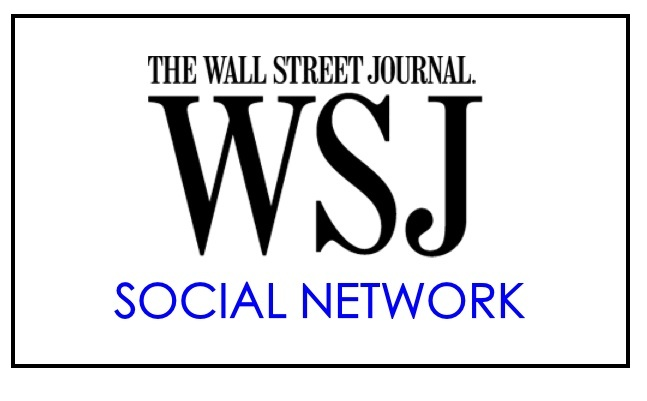 WALL STREET JOURNAL WSJ SOCIAL NETWORK