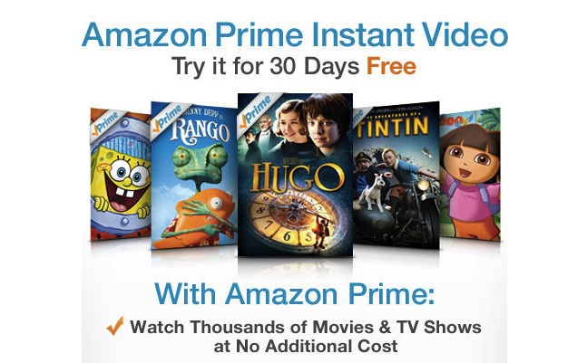 amazon prime instant video