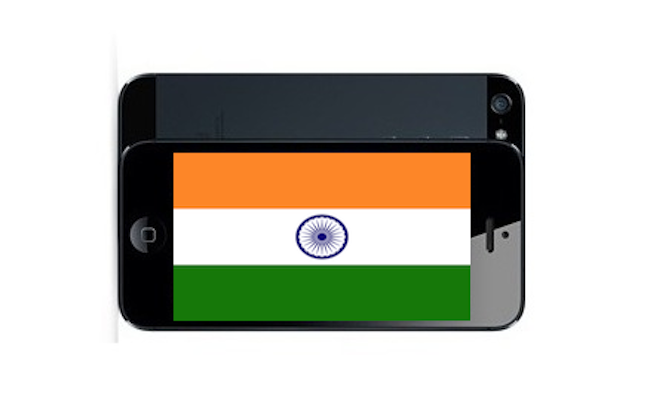 iPhone sales in India grew four times