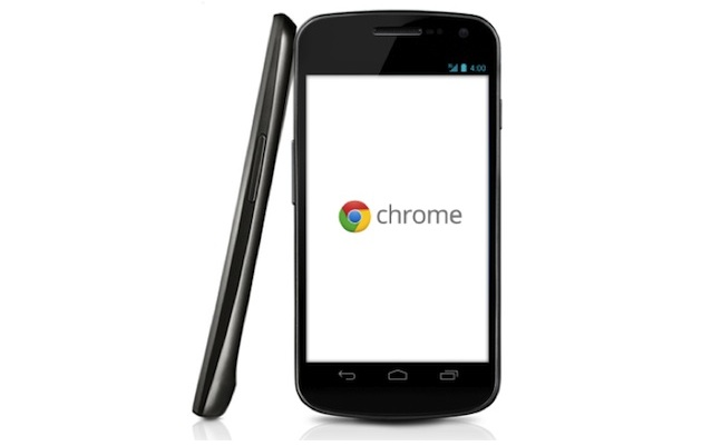 chrome 28 for android