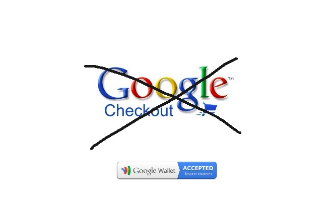 google checkout no more