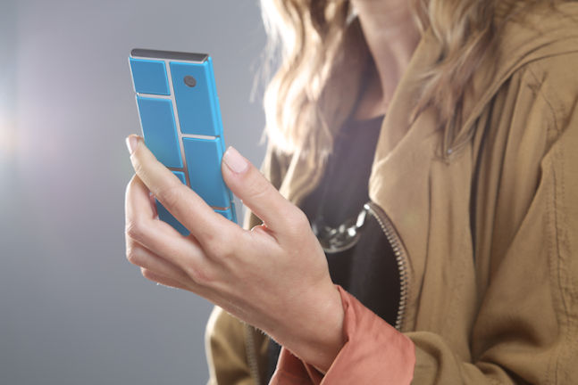 Motorola partners with 3D Systems to work on the Project Ara