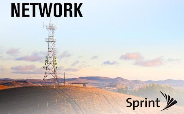 Sprint LTE rollout