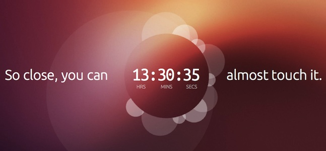ubuntu teaser january 2 2013  touch technology