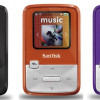Sandisk launches Sansa Clip Zip tiny portable media player
