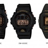 CASIO releases limited edition G-SHOCK vintage models for 30th year anniversary