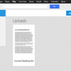 E-book uploading feature added to Google Play Books