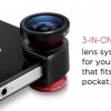 Olloclip announces Macro 3-in-1 lens for iPhone and iPod touch