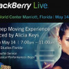 BlackBerry Live 2013 to feature Alicia Keys